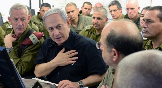 Израел полупризна за удари в Ирак