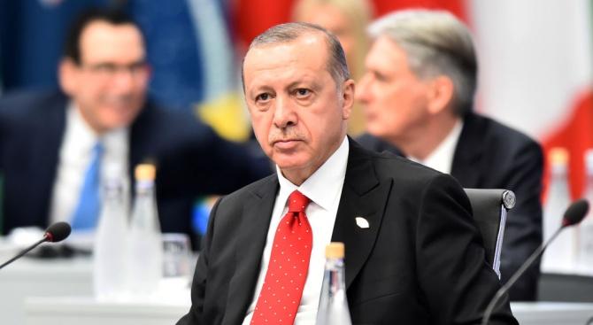 Ердоган заминава за Москва на 27 август