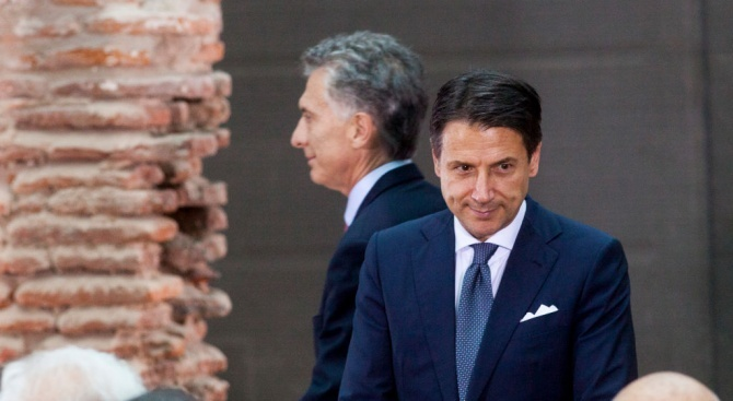 Започнаха преговорите за ново правителство в Италия