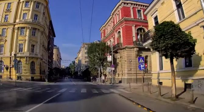 Влогър предизвика възхищение с клипове за нарушители на пътя