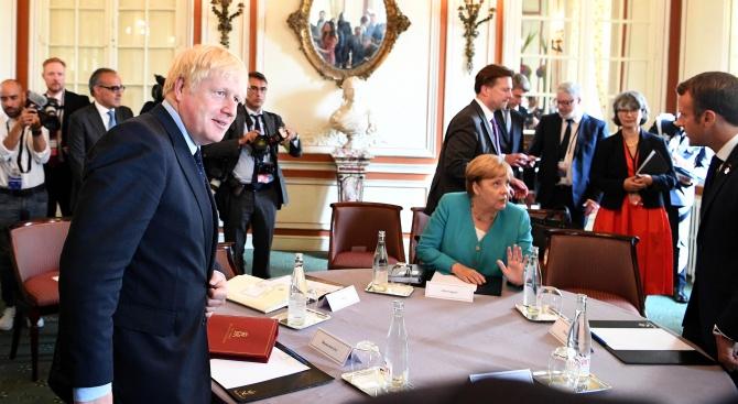 Започват разговорите по спорните теми на срещата на Г-7
