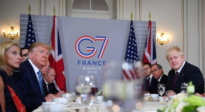 Тръмп мисли да покани Путин на следващата среща на Г-7 в САЩ