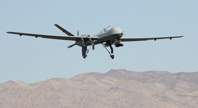 Първи американо-турски разузнавателен полет над Североизточна Сирия