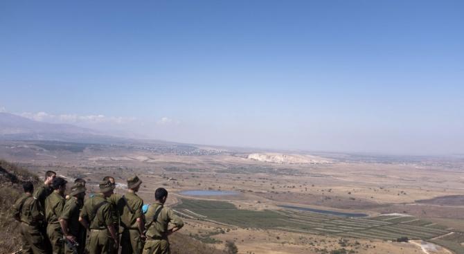 Мишена на израелското нападение край Дамаск е била Хизбула