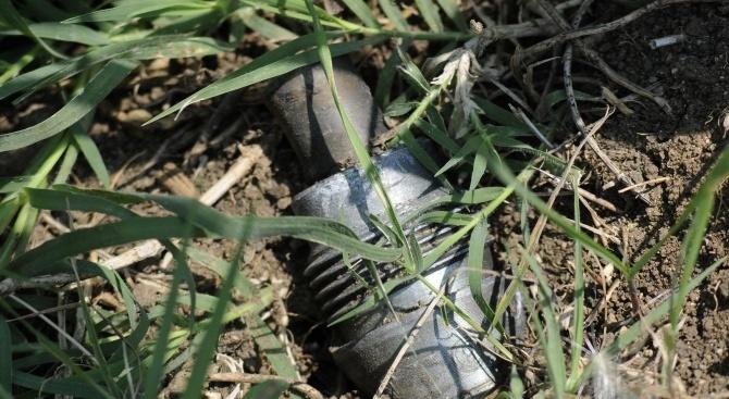Откриха снаряд в центъра на Видин