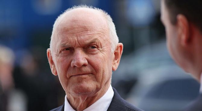 Почина дългогодишният шеф на VW Group Фердинанд Пиех
