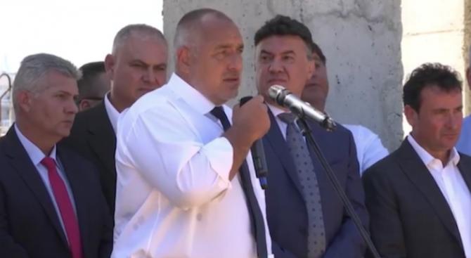 Борисов: На нас с Горанов ни е по-лесно да не даваме и предпочитаме и да не взимаме