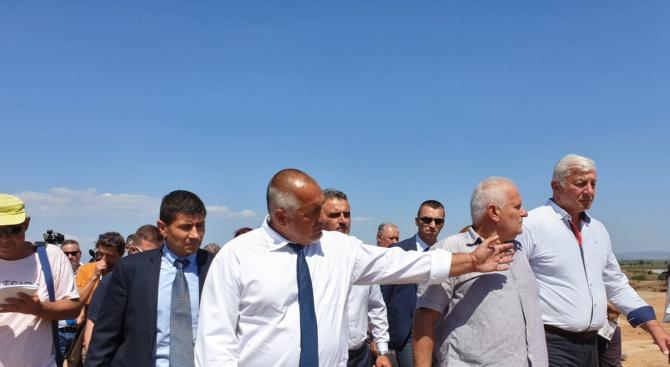 Борисов: Благодаря на стопаните, че не се подведоха по популистките приказки на опозицията