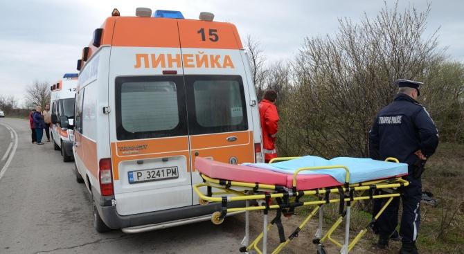 Автобус прегази мъж между Равда и Несебър