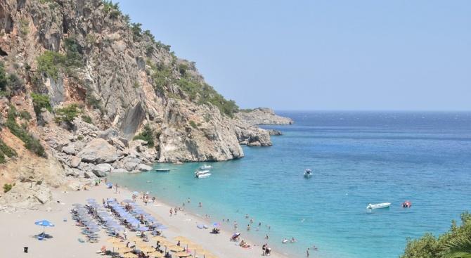 Турция отчете над 6,6 милиона чужди туристи през юли