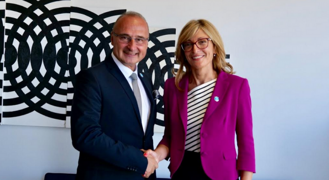 Хърватия и България ще координират заедно двете председателства - на Съвета на ЕС и на Берлинския процес