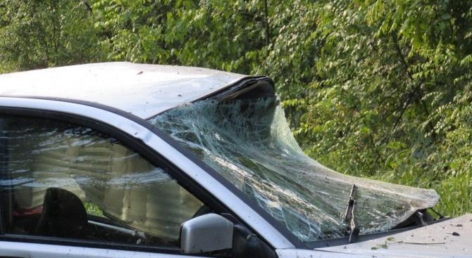 Катастрофа на пътя Клисура-Пирдоп: Има ранени