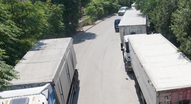 Спад на товарните превози за второто тримесечие на 2019 г.
