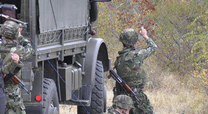 """Близо 600 военнослужещи ще участват в тактическото учение на Сухопътните войски """"Родопи -2019 г."""""""