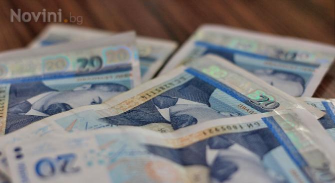 Салдото по консолидираната фискална програма към юли е положително в размер на 3 223,6 млн. лв.