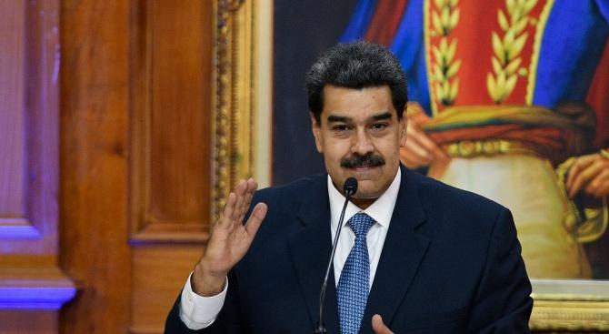 Венецуела отхвърли обвиненията, че покровителства колумбийска въоръжена групировка