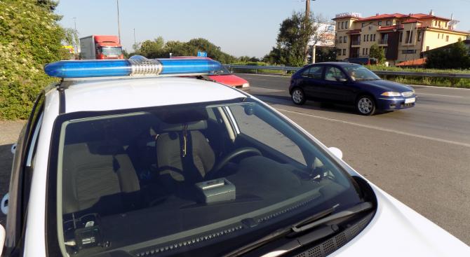 """Временно затварят магистрала """"Тракия"""" заради катастрофа с ТИР"""