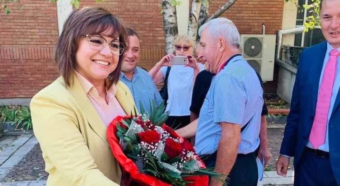 Корнелия Нинова: За чумата отговорност носи Министерски съвет и премиерът