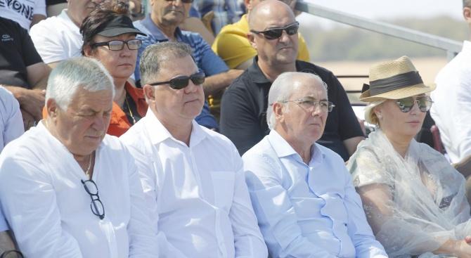 Коалиция ДОСТ - БЗНС издигна кмета на Хитрино за нов мандат на събор в село Черна