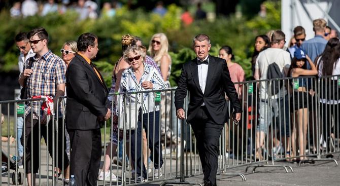 Прекратиха разследване срещу чешкия премиер за злоупотреба с европари