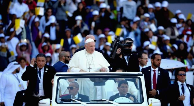 В Мадагаскар папа Франциск ще пътува с папамобил местно производство