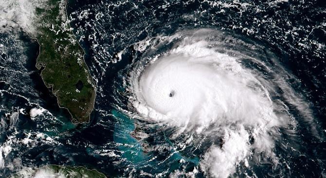 Ураганът Дориан отслабна до четвърта категория, но все още е опасен