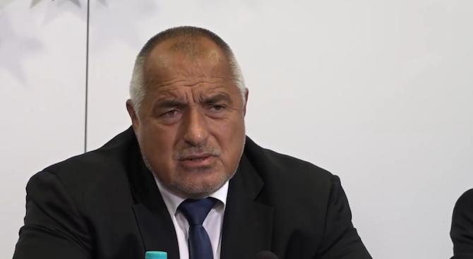 Премиерът Борисов коментира кандидатурата на Мая Манолова за кмет на София