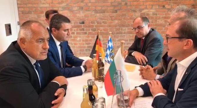 Германия: Борисов е голям партньор на Европа. Респект към него!