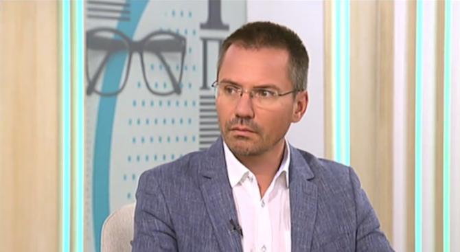 Ангел Джамбазки не изключи да бъде издигнат от ВМРО за кмет на София