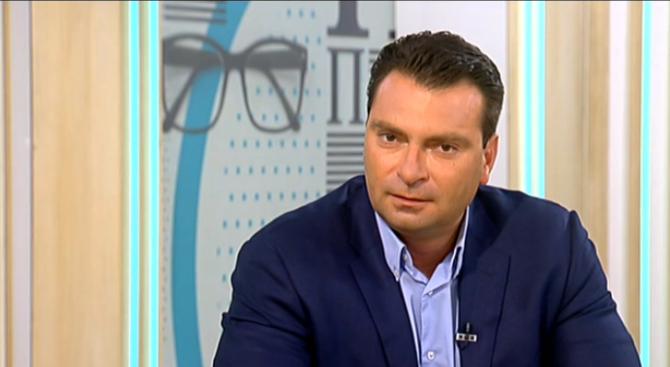 Калоян Паргов: Кампания тип Румен Радев, да подкрепим независим кандидат, ще е успешна в София