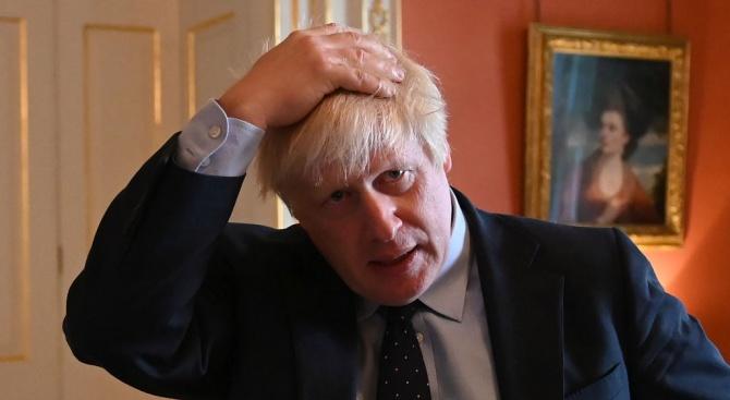 Борис Джонсън загуби мнозинство в парламента преди Брекзит