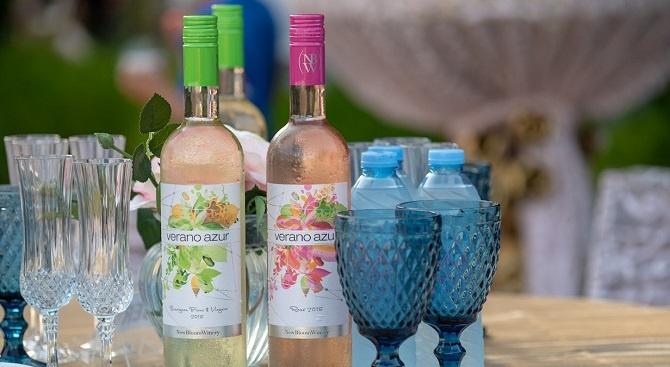 """""""Мис Китай"""" 2019 хареса българско вино"""
