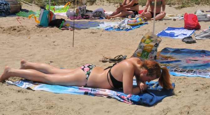 Отчитат спад на туристите с 13,7%