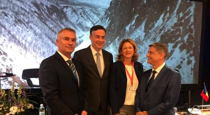 Парламентарна делегация участва в Интерпарламентарната конференция за Общата външна политика и политиката за сигурност в Хелзинки