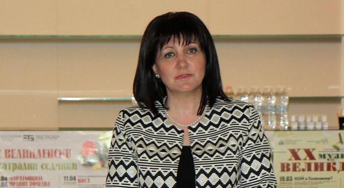 Караянчева ще участва в тържественото честване в Пловдив по повод 134-ата годишнина от Съединението на България