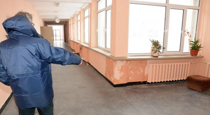 В три училища във Великотърновско ремонтите ще продължат след началото на учебната година