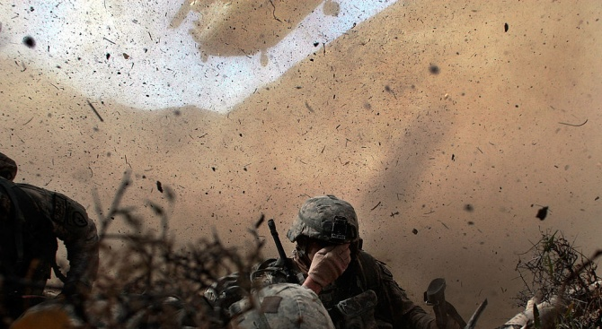 Двама военнослужещи от НАТО са убити в Афганистан