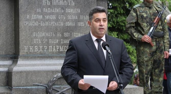 Областният управител Галин Григоров ще бъде кандидатът на ВМРО за кмет на Русе