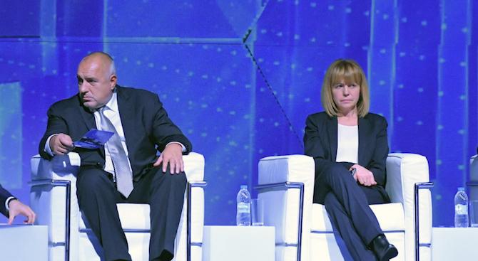 Борисов и Фандъкова с реакции за компрометиращи снимки срещу кандидат-кмет