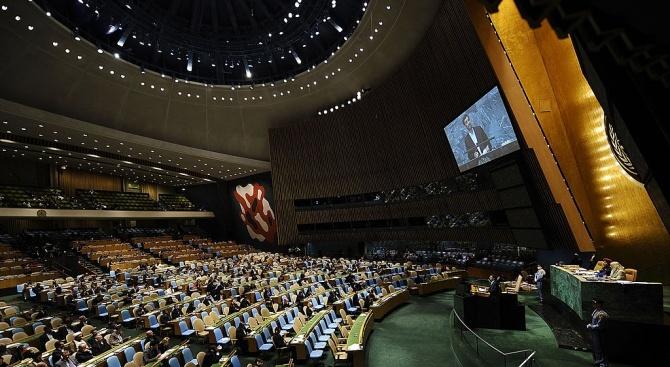 САЩ блокираха издаването на официално изявление на Съвета за сигурност на ООН във връзка с Израел