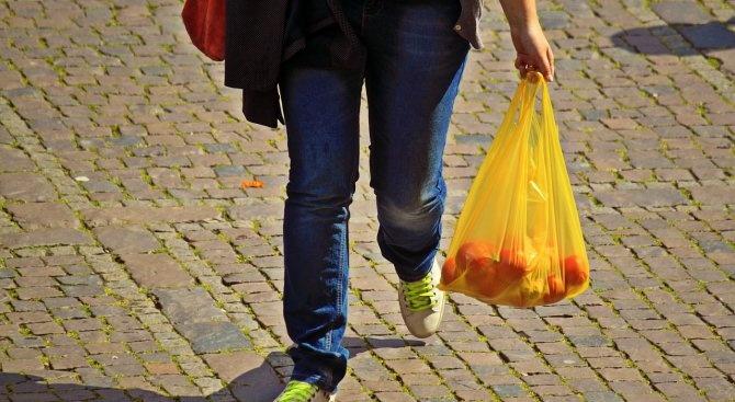 Германия готви забрана на найлоновите торбички в супермаркетите