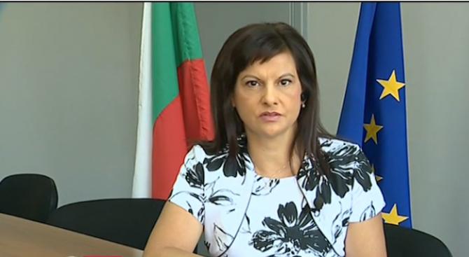 Даниела Дариткова: За софиянци е важно следващият кмет да бъде Йорданка Фандъкова