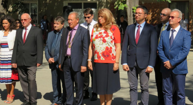 Вицепрезидентът призова за специален план за развитие на пограничните региони