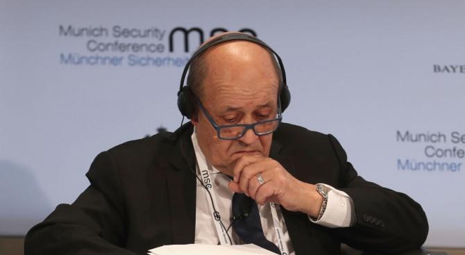 Франция към Иран: Спрете да нарушавате ядрената сделка от 2015 г.