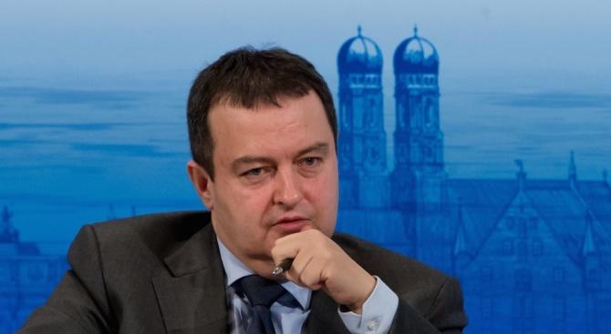Сръбският външен министър намекна за оставка