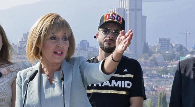 ЗНС подкрепя Мая Манолова за кмет на София
