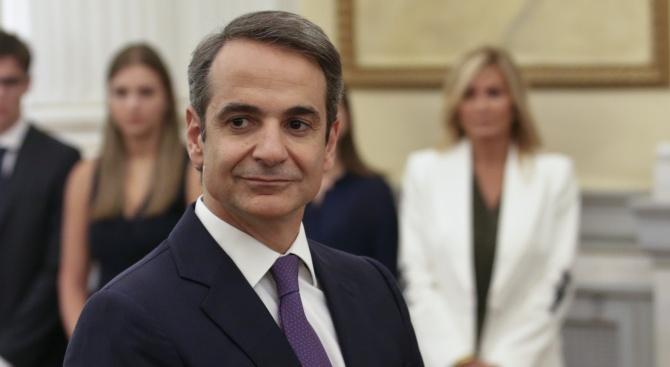 Мицотакис: Преспанското споразумение е вредно за Гърция, но не можем да го променим