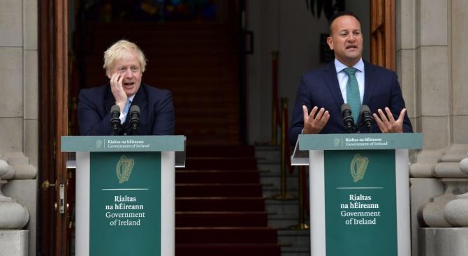 Ирландският премиер: До момента няма никакво реалистично предложение от Лондон за Брекзит
