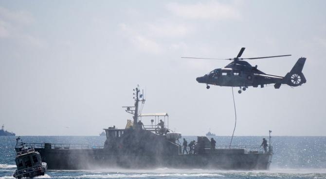 """Повече от 20 кораба на ВМС се включват в учението """"Черно море 2019"""""""
