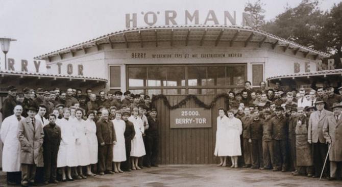 Една фамилия, превърнала се в синоним на качество - Hörmann